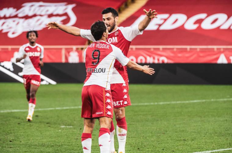 L1 : AS Monaco 3-0 Nîmes Olympique