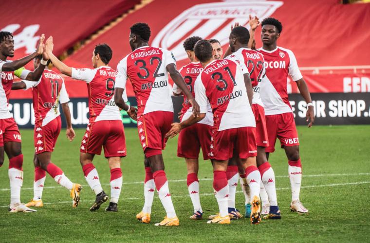 Highlights L1-J12 : AS Monaco 3-0 Nîmes