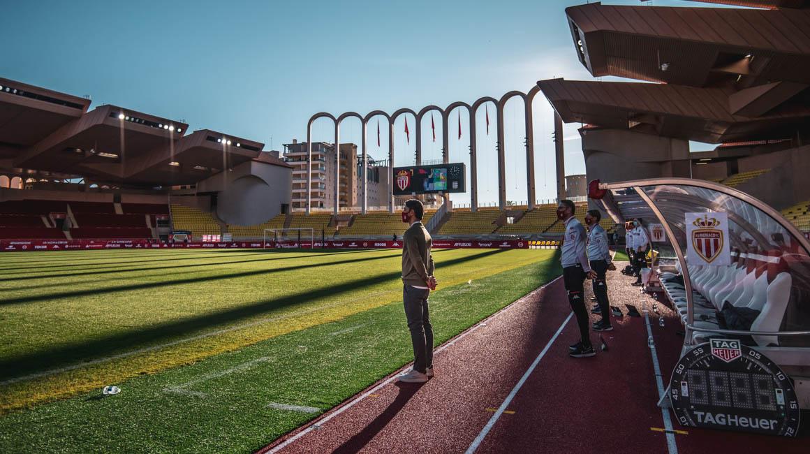 AS Monaco - RC Lens à huis-clos au Stade Louis-II