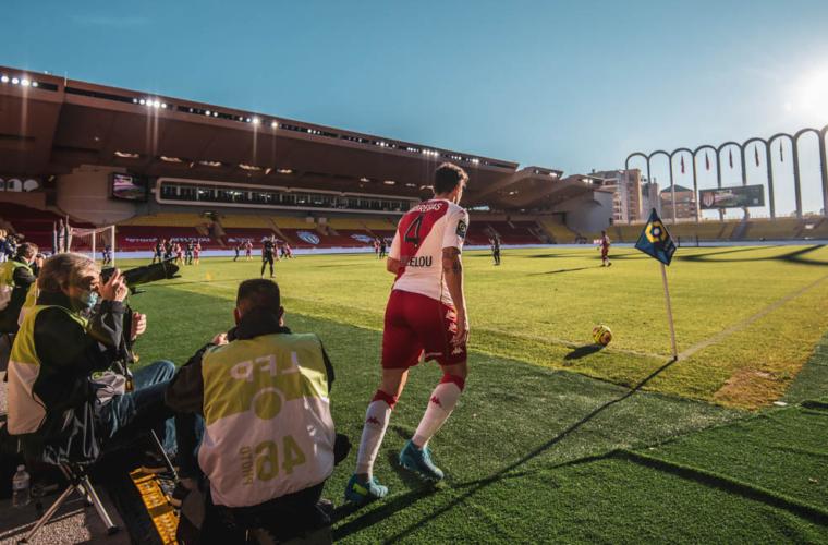 AS Monaco - Lille à huis clos au Stade Louis-II