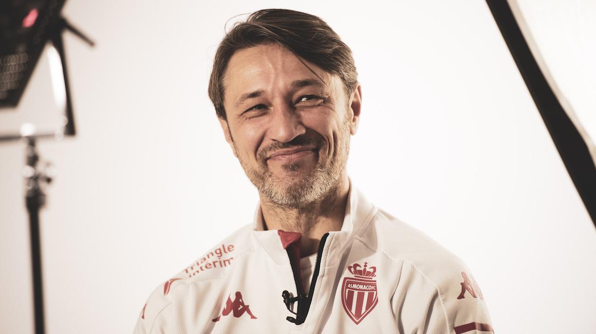 Entrevista no Instagram de Niko Kovac