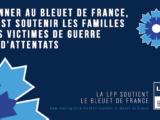 L'AS Monaco soutient Bleuet de France