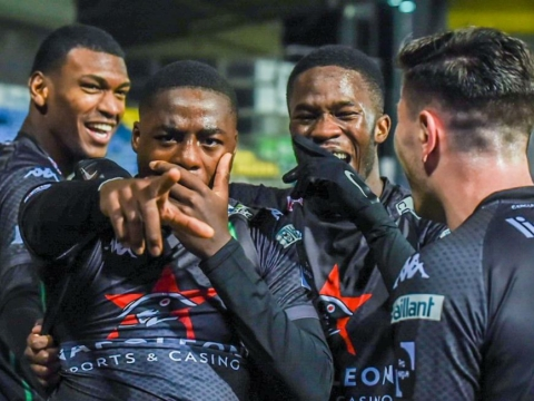 Cercle Brugges win and moves into the top 10