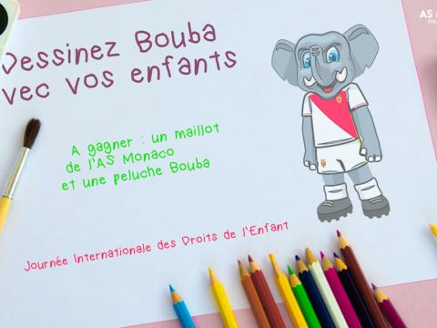 L'AS Monacoeur mobilisé pour la Journée internationale des droits de l'enfant