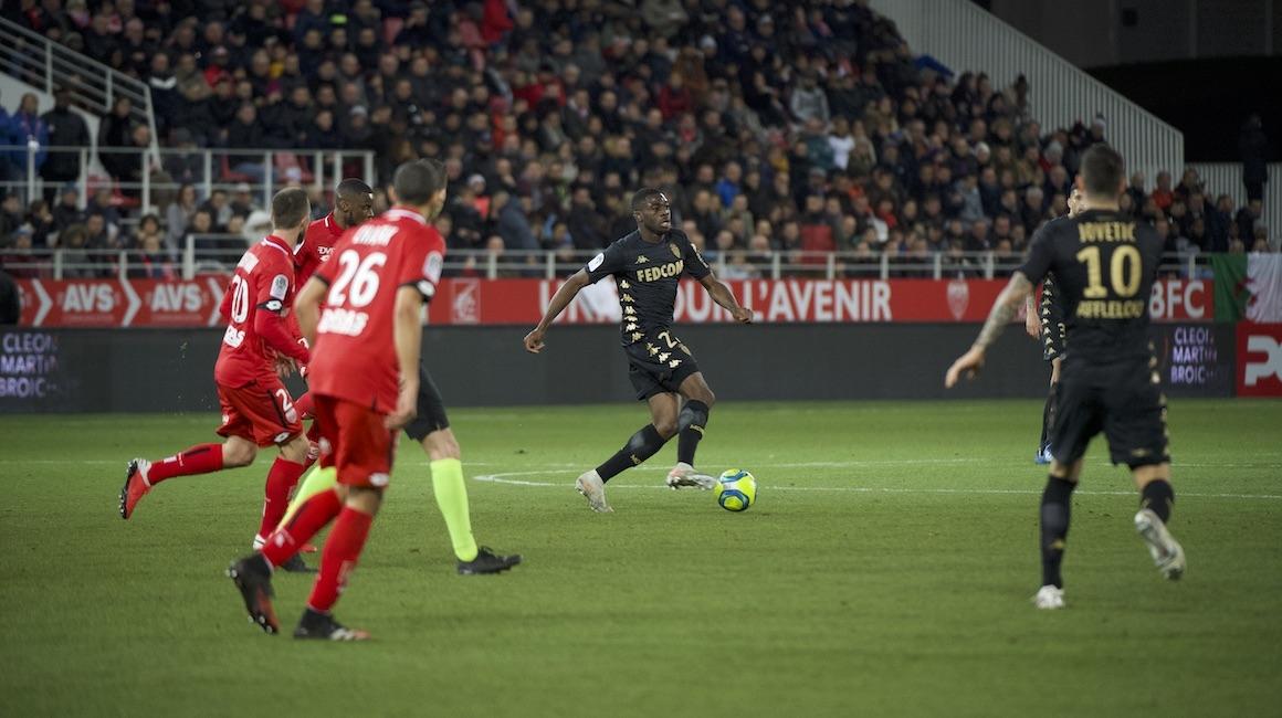 Dijon FCO - AS Monaco le dimanche 20 décembre à 15h