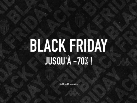 L'AS Monaco lance son Black Friday !