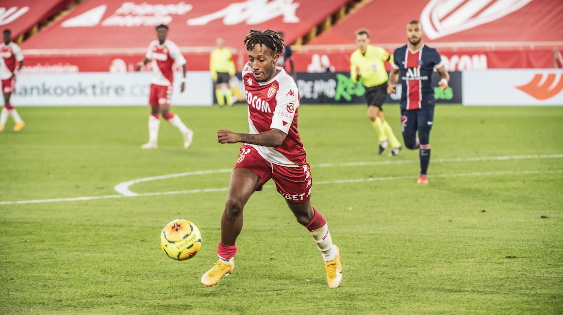 Gelson Martins, Fofana et Kovac dans L'Équipe type de la 11e journée