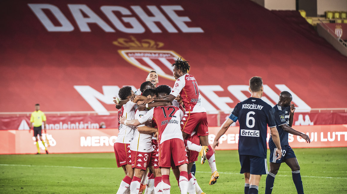 Highlights L1-J9 : AS Monaco 4-0 Bordeaux