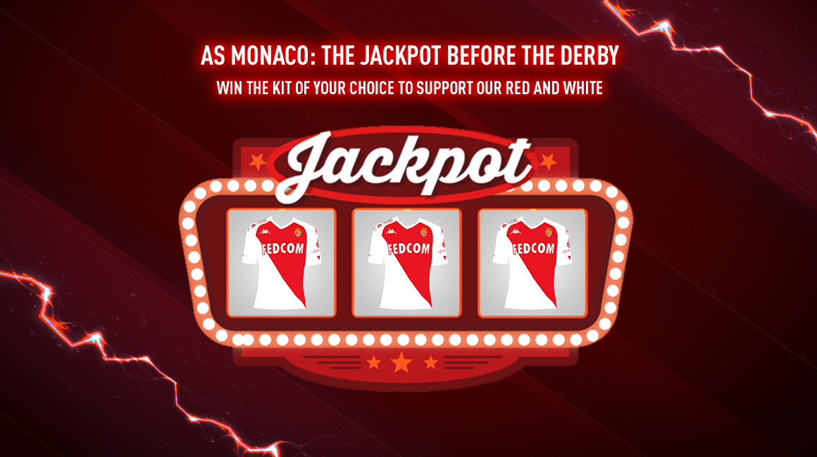 Jackpot before the derby: win a jersey!