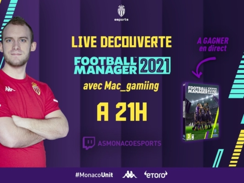 Mac_Gamiing en live Football Manager sur Twitch à 21h