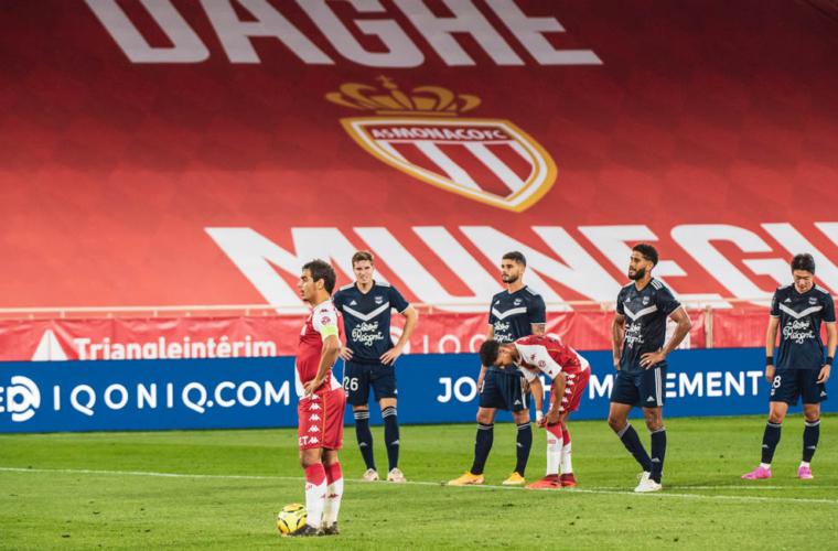 Jour de match retour face aux Girondins de Bordeaux