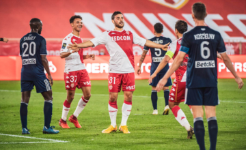 L1 : AS Monaco 4-0 Girondins de Bordeaux