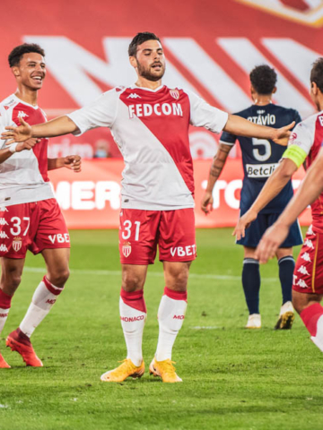 L1 : AS Monaco 4-0 Girondins de Bordeaux