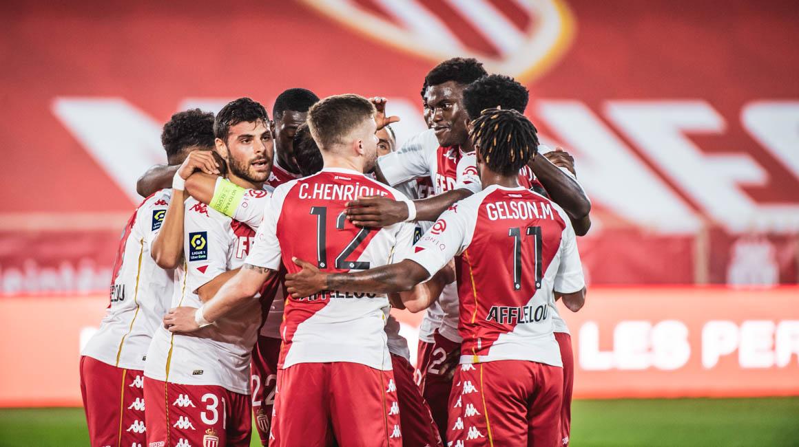AS Monaco - RC Lens le mercredi 16 décembre à 21h