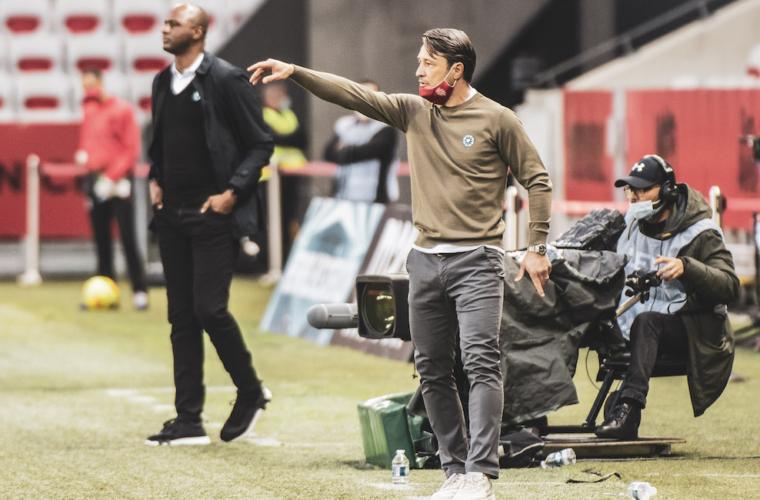"""Niko Kovac : """"Une belle satisfaction pour l'équipe et les supporters"""""""