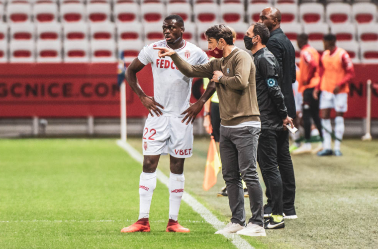 Youssouf Fofana in L'Équipe's team of the round for Matchday 10