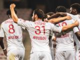 Le groupe de l'AS Monaco pour la réception du PSG