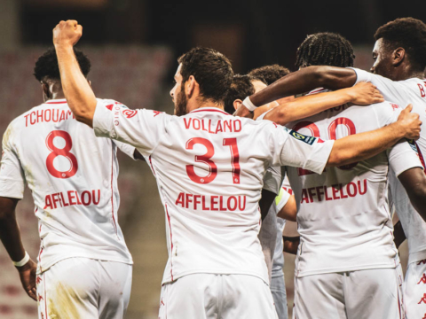 AS Monaco's squad to host PSG