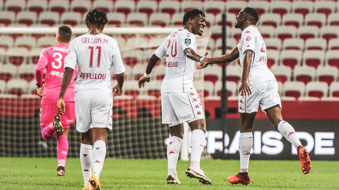 Highlights L1-J10 : OGC Nice 1-2 AS Monaco