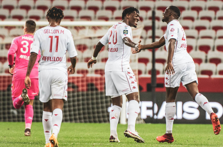 Highlights L1-J10 : OGC Nice 1-2 AS Monaco