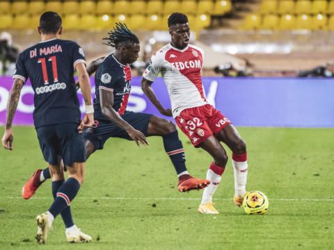 Jour de match face au Paris Saint-Germain