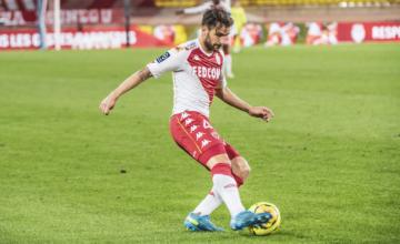 Лига 1: «Монако» 3-2 «Пари Сен-Жермен»