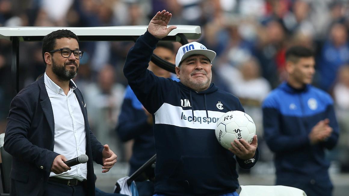 Diego Maradona, adiós a una leyenda del fútbol