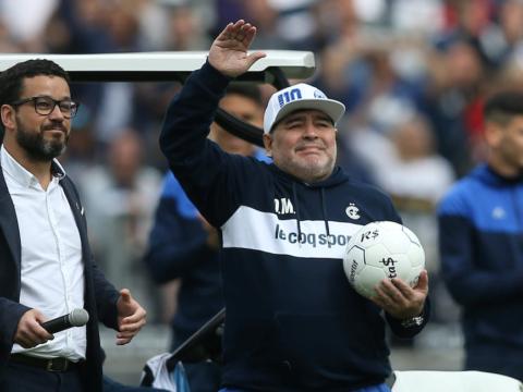 Diego Maradona, une légende du foot s'en est allée