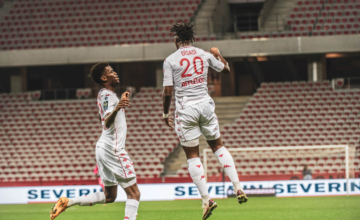 L1 : OGC Nice 1-2 AS Monaco