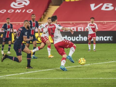 Paris Saint-Germain - AS Monaco le dimanche 21 février à 21h