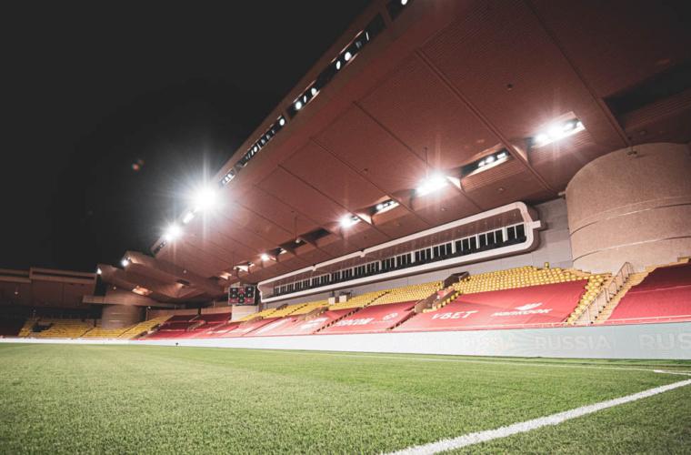 Le derby retour face à Nice à huis clos au Stade Louis-II