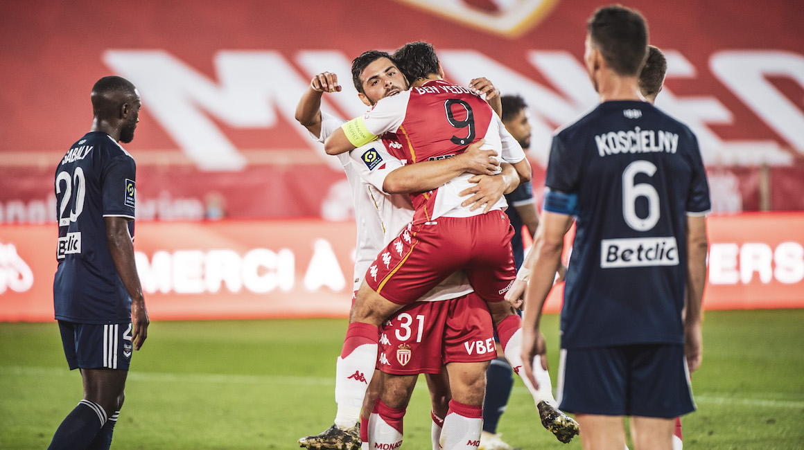 Three AS Monaco players in L'Équipe's team of the week for Matchday 9