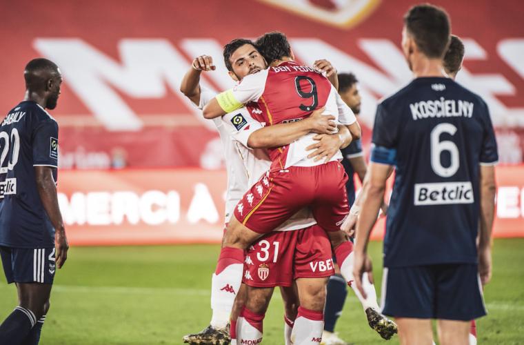 Три игрока «Монако» в команде недели по результатам 9-го тура