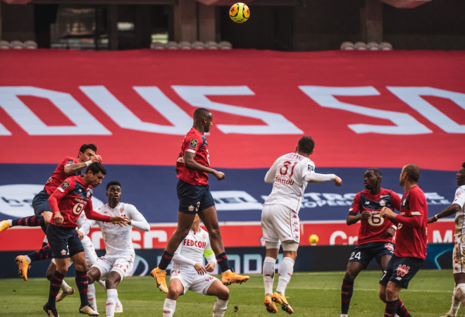Highlights L1-J13 : Lille OSC 2-1 AS Monaco