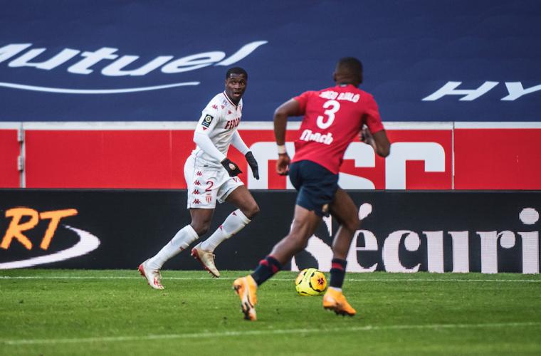 AS Monaco - Lille programmé le dimanche 14 mars à 17h05