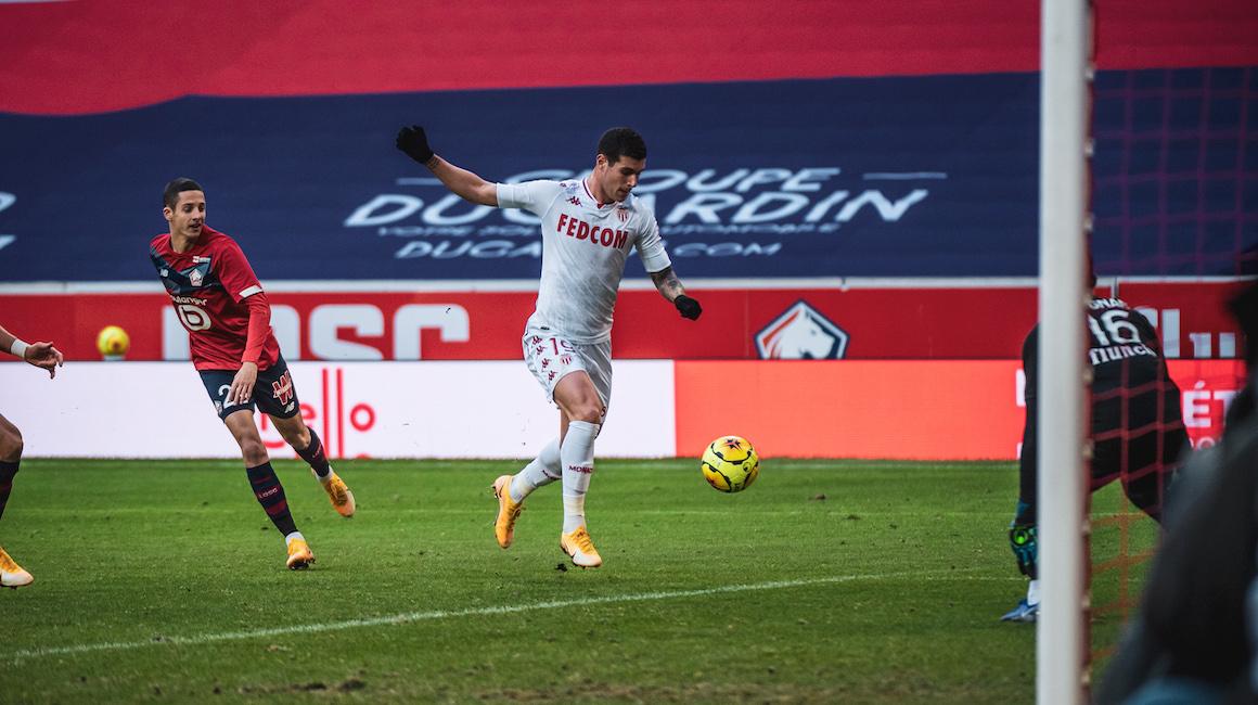 Pietro Pellegri MVP by IQONIQ contre Lille