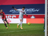 Pietro Pellegri is your IQONIQ MVP against Lille