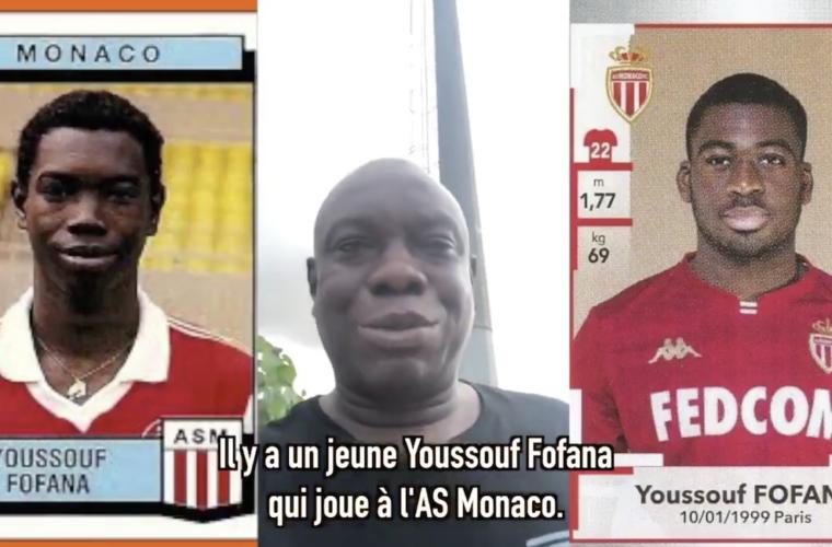Quand Youssouf Fofana parle de... Youssouf Fofana
