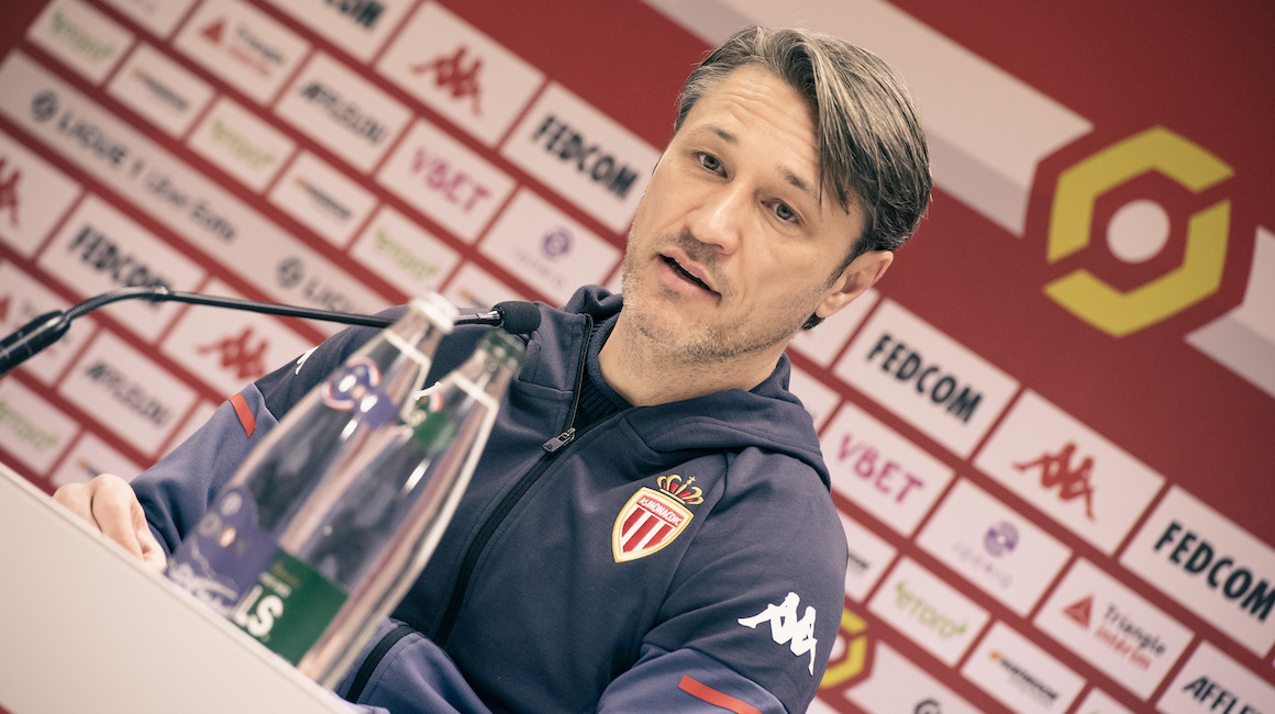 "Niko Kovac: ""Showing the true face of AS Monaco"""