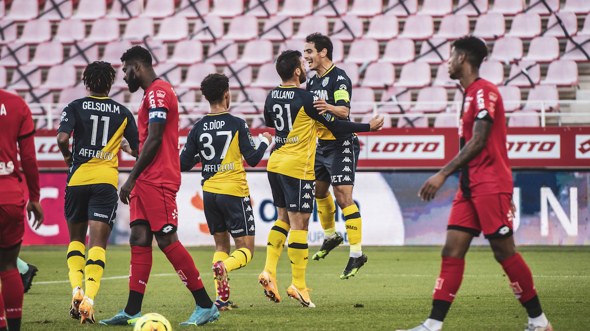 AS Monaco react to get back to winning ways in Dijon