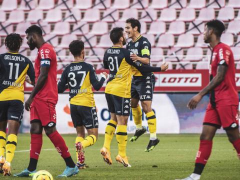 L'AS Monaco réagit et retrouve la victoire à Dijon