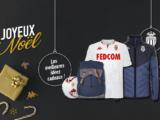 L'AS Monaco vous donne des idées cadeaux pour Noël