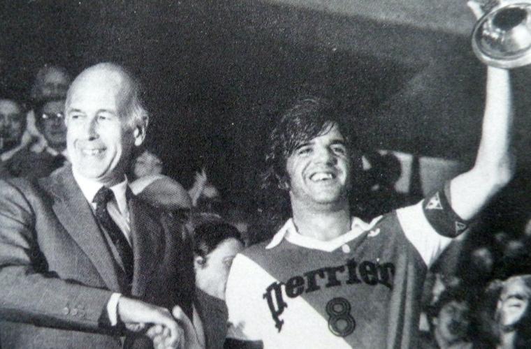 L'AS Monaco salue la mémoire du Président Giscard