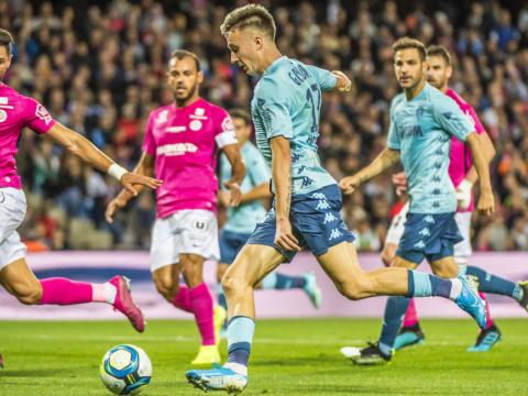 Montpellier HSC - AS Monaco programmé le 15 janvier à 21h