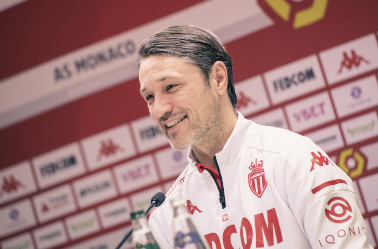 "Niko Kovac: ""I want to go far in this competition"""