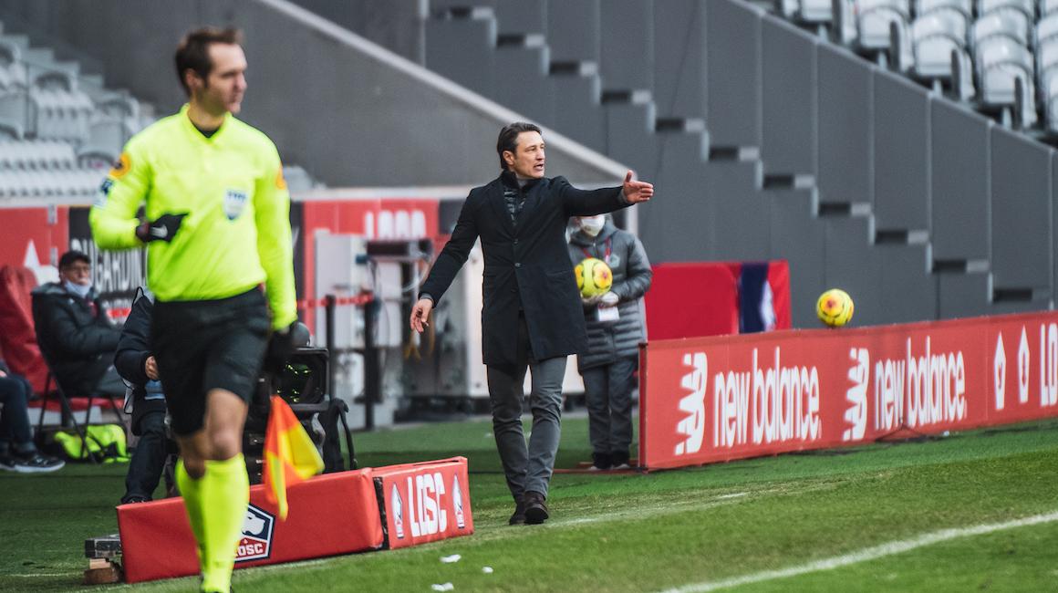 "Niko Kovac: ""The level of both teams was equal"""