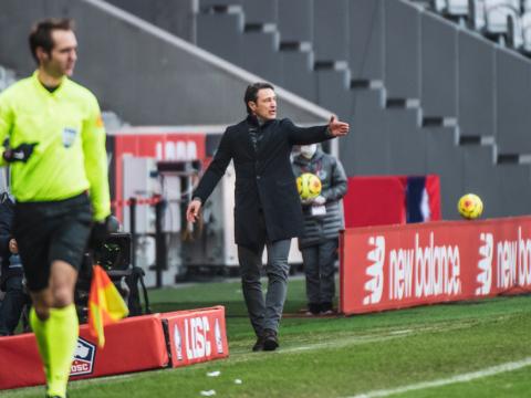 """Niko Kovac : """"Le niveau des deux équipes était égal"""""""