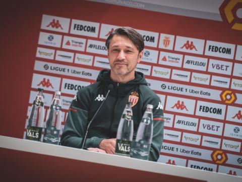 """Niko Kovac : """"Il faudra être à 100% pour bien finir l'année"""""""
