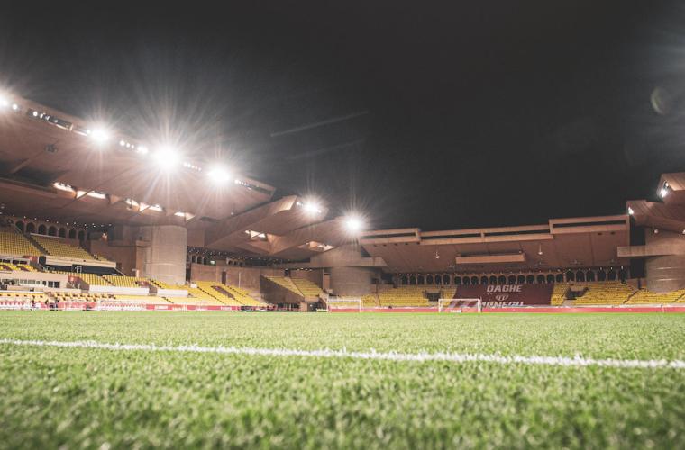 AS Monaco - Olympique de Marseille à huis clos au Stade Louis-II