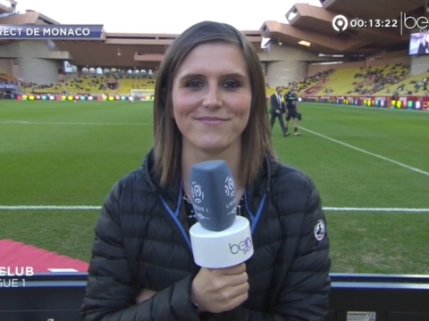 "Margot Dumont : ""J'aimerais bien interviewer Kevin Volland"""